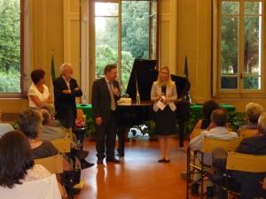 Premio Giovanni Nencioni 2012